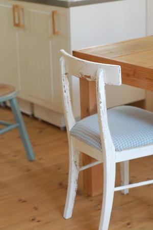 きのうまでの椅子の状態