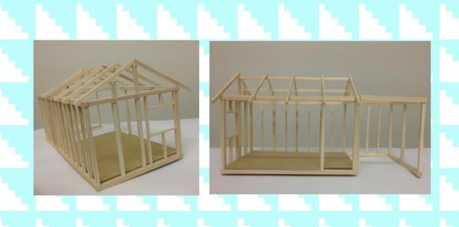 ついに2階建ての家を手に入れた小屋女子たち。熱気ムンムン、3日間は小屋まつりだ!