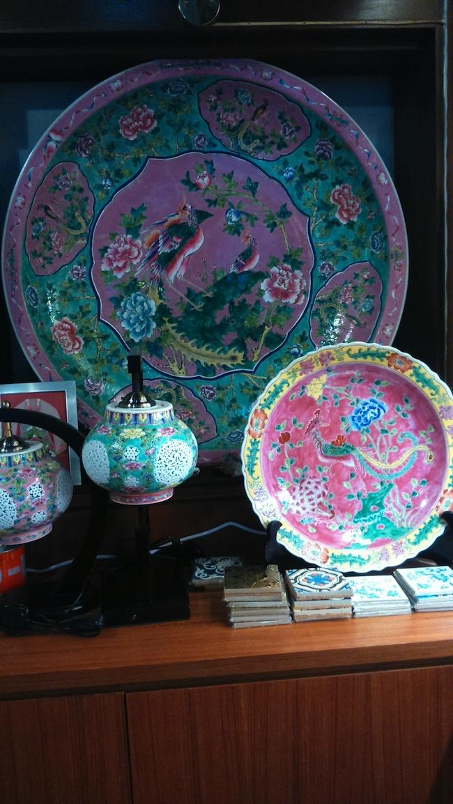 プラナカン陶器