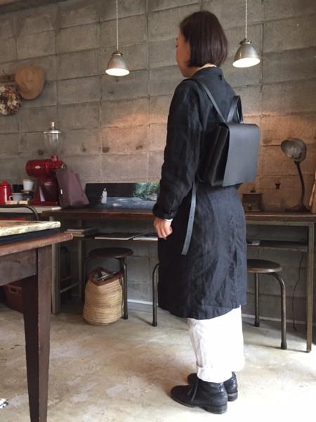 小屋女子メンバーの手づくり作家の顔を取材しました! 「革で作品をつくるのは、料理をするときの気分と似ている」 Camphortree福田三記さん