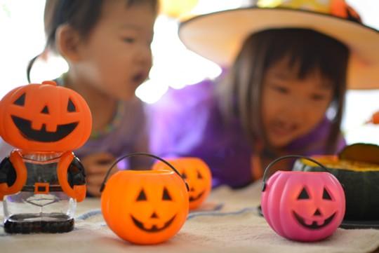 子供が喜ぶハロウィン料理♪かぼちゃをまるごと使ってハロウィンパーティーをしよう♪