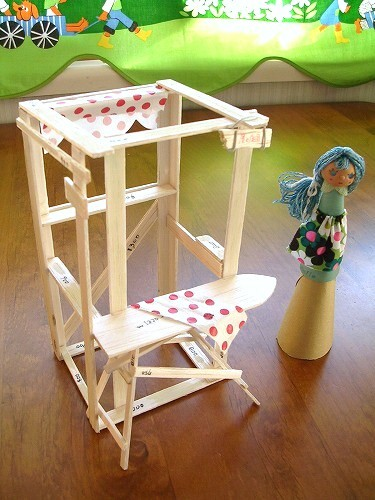 小屋だと思っていたー屋上庭園的小屋の風情① ~手始めに「10分の一のミニチュア」を作ってみよー~