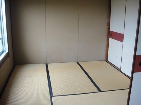 Kume Mariさんのご自宅、ビフォー……