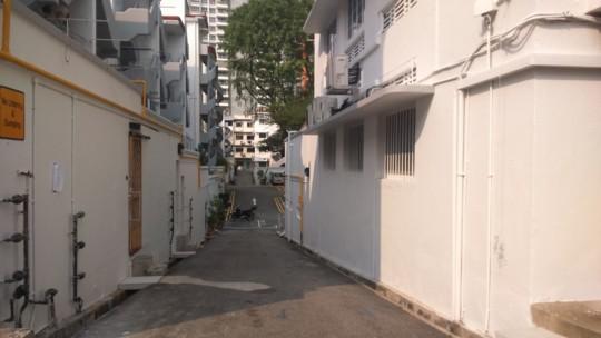 朝の散歩  ~シンガポールでみつけた素敵なお店~