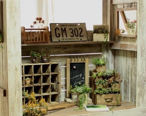 わたしたちの小屋ものがたり[小屋女子計画編]③hanaさんの室外機カバーになる小屋