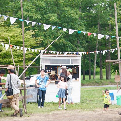 夏に開かれた小屋フェス。集まった小屋好きは1万4000人!