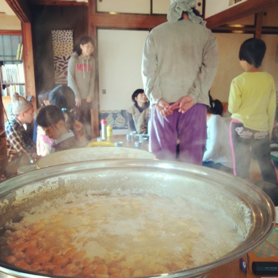 25歳冬、味噌仕込みはじめました。