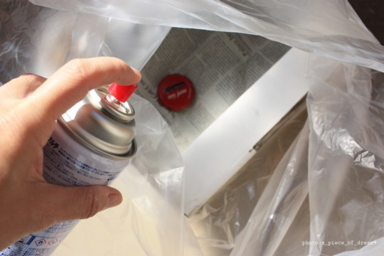 日々、ちょこちょこペイントのすすめ。好きな色を作って小瓶に詰めよう。