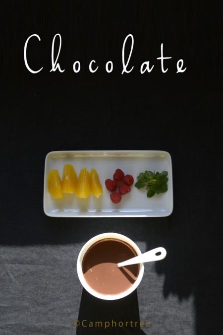 水曜日の手作りスープvol.13 チョコレートスープ