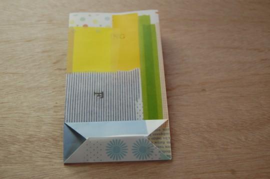 『週末DIY』大人女子のための紙工作〜オリジナルペーパーでバレンタインラッピング〜