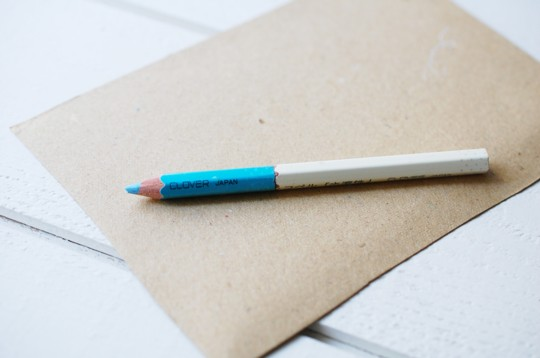 ニコニコなもの:ほっこりとしたきもちになる『TSUNAGO』という鉛筆削り。