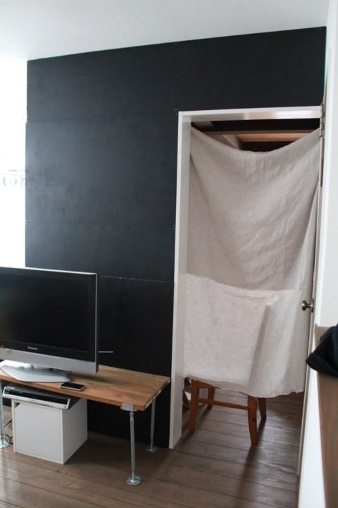 男前な空間へ、DIYでセルフリノベーションする