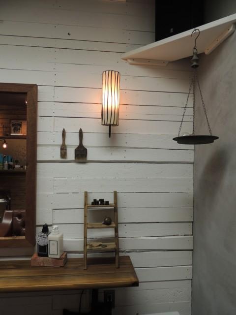 「プロDIY」探訪24 仕上げ材の厚み差による飾り棚