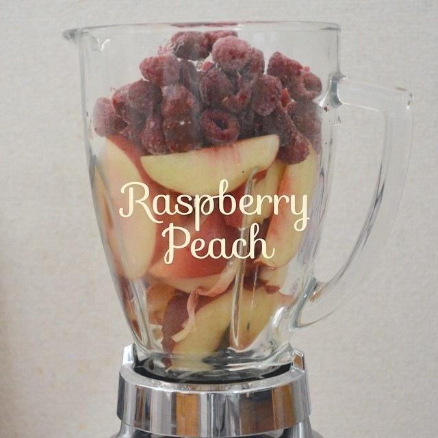 Raspberry Peach