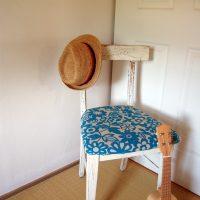 とっても簡単!椅子のリメイク